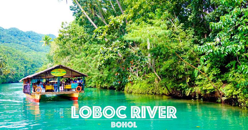 薄荷島美食|Loboc River竹筏餐廳 仰賴觀光的商業叢林