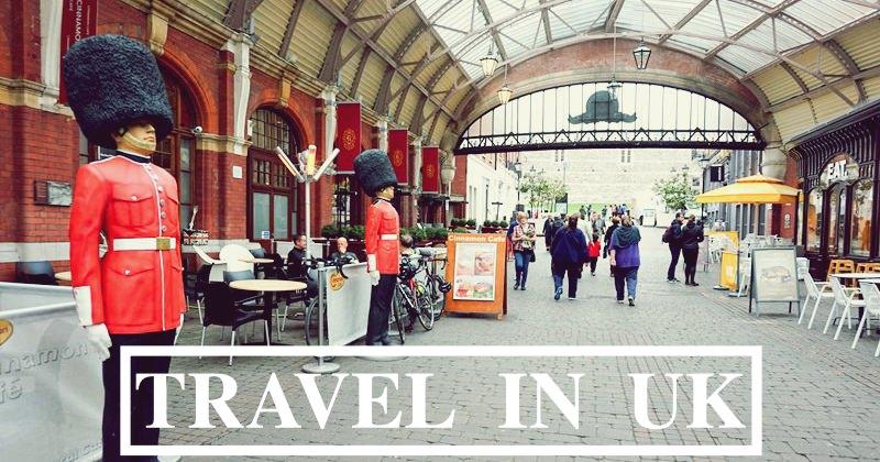 【英國自由行行前準備】十個英國旅遊前你要有的心理準備!