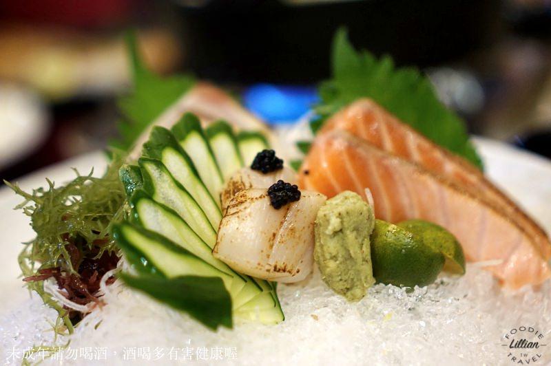 新店七張日式料理 長田和食 擄獲大海之子的新鮮食材