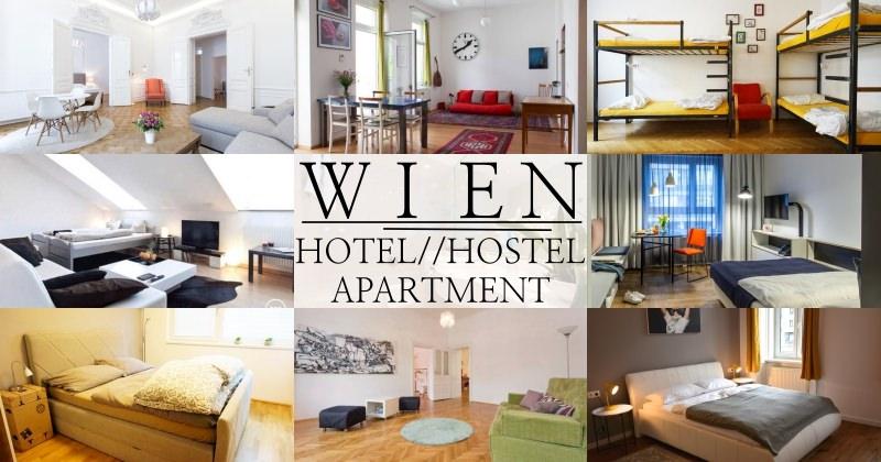 【維也納住宿推薦】安全方便區域、10間高C/P平價青旅飯店民宿整理懶人包
