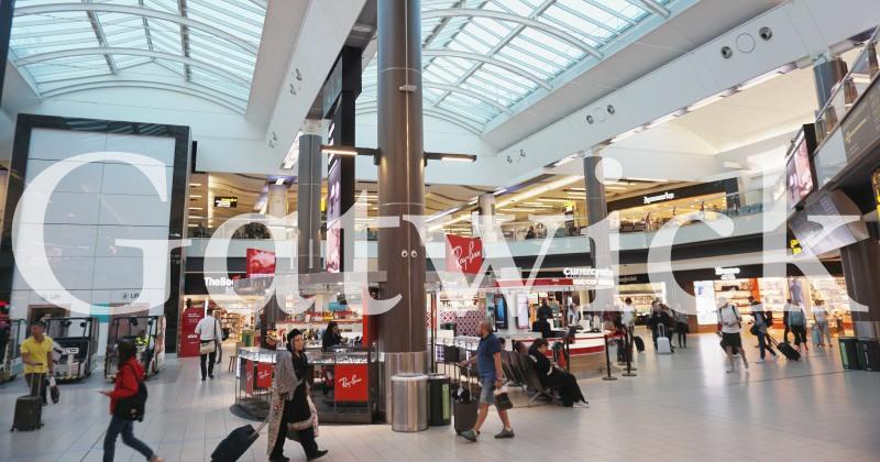 英國倫敦蓋威克Gatwick機場攻略 機場到市區交通教學、機場免稅店、退稅、過海關