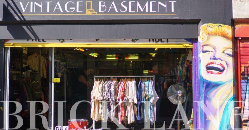 【倫敦市集】Brick Lane紅磚巷市集營業時間/美食/塗鴉/交通 最文青的復古市集