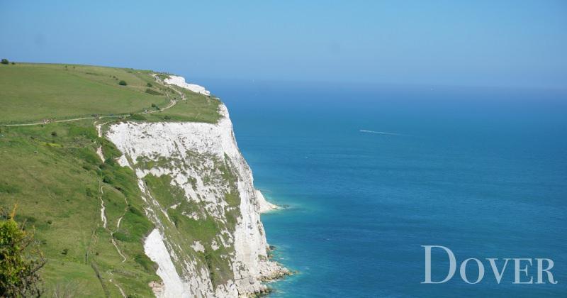【2021英國多佛Dover一日遊】交通景點、白色懸崖、城堡與法國敦克爾克對望