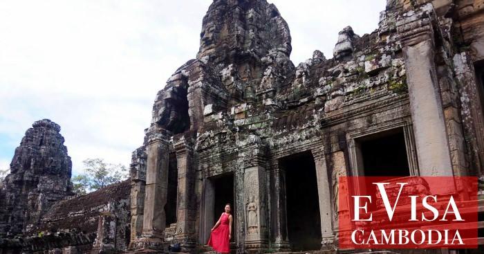 吳哥窟自由行 5分鐘線上辦好柬埔寨簽證eVisa!費用、照片、免代辦!