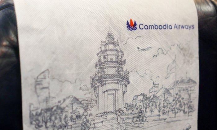 吳哥窟自由行 柬埔寨航空Cambodia Airways台北直飛暹粒!去吳哥超方便