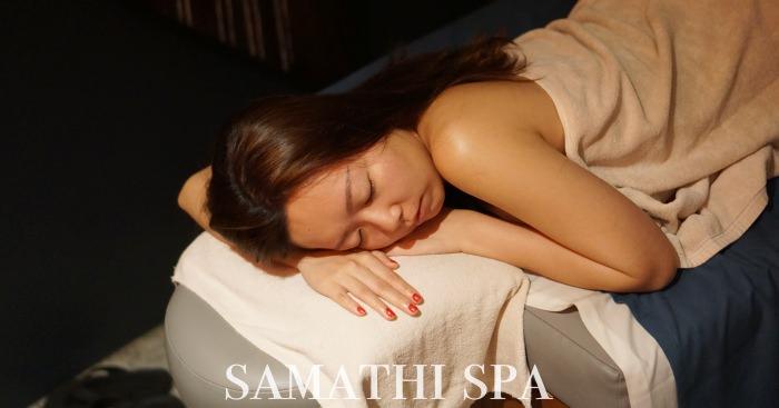 暹粒吳哥窟按摩推薦 Samathi Spa精油、無油按摩120分鐘超舒服!
