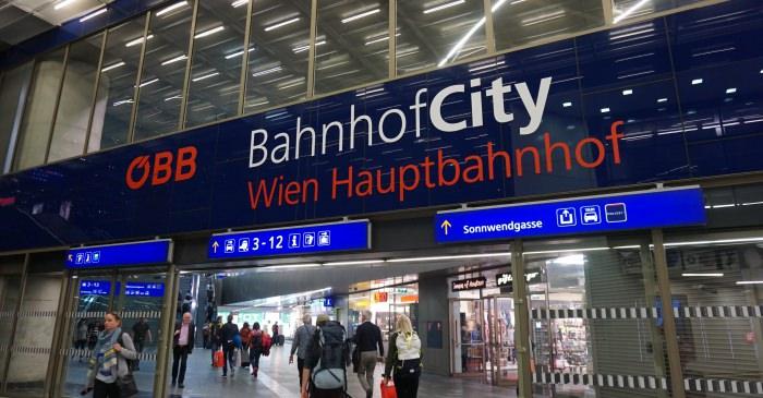 2021奧地利火車OBB懶人包|火車站治安、注意事項、實際搭乘心得、買票訂位經驗總整理