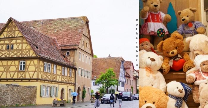 2021德國羅騰堡一日遊|景點美食、交通住宿,浪漫之路上的童話中世紀古城