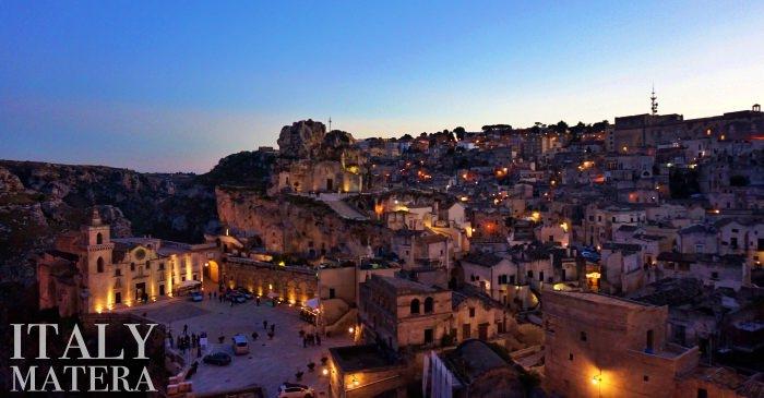 【義大利馬泰拉Matera自由行攻略】三天兩夜景點/交通/住宿/歷史/地圖,愛上這被世界拋棄的城鎮
