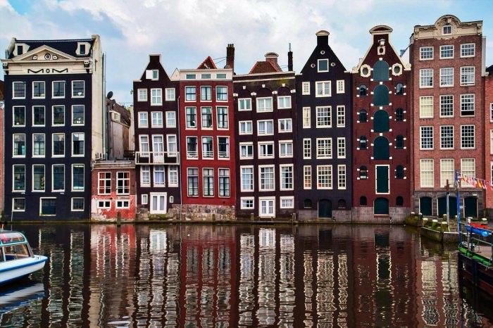 2021荷蘭阿姆斯特丹自由行全攻略 景點行程/機票/住宿/交通預算懶人包,鬱金香國王節的季節!