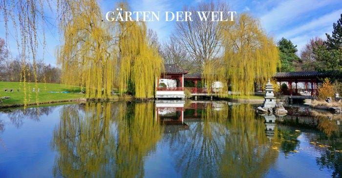 【柏林景點】世界花園Gärten der Welt門票、開放時間,看櫻花的好地方