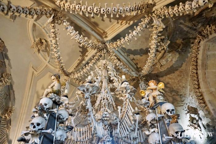 【捷克庫特納霍拉一日遊】人骨教堂Sedlec Ossuary布拉格交通、歷史景點、美食懶人包