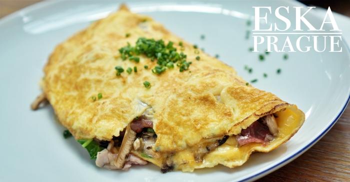 【布拉格美食】Eska在地食材新鮮現做早午餐,米其林必比登推薦