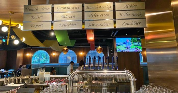 台北中山餐酒館|柏克金啤酒餐廳Buckskin Beerhouse,7折餐券超划算