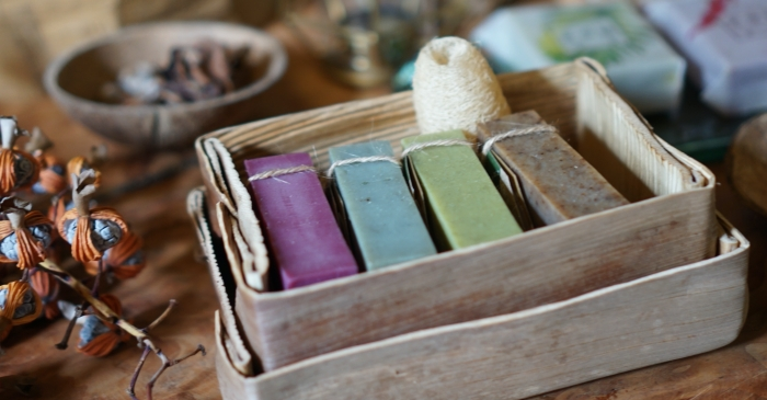 台東都蘭|足渡蘭鄉村手工皂手作體驗課程,菸草檳榔小米酒皂