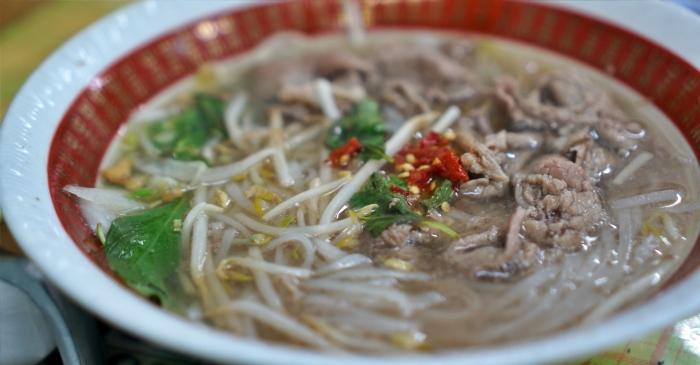 台東都蘭美食|越南道地餐廳錦鸞越南美食,平價好吃的牛肉河粉
