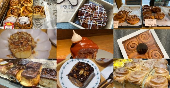 【肉桂控必看】台北15間肉桂捲咖啡廳麵包店推薦(不定期更新)