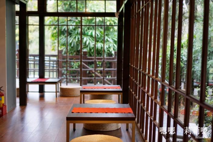 新竹公園美食|湖畔料亭,IG打卡超適合的日式建築
