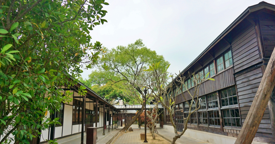 【嘉義景點】嘉義製材所,免費參觀日治時期最大的木材產業園區