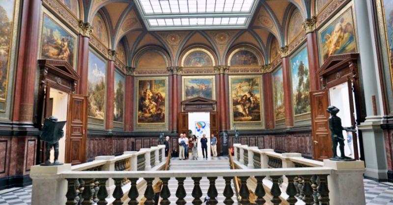 【漢堡景點】漢堡美術館Hamburger Kunsthalle門票、開放時間,欣賞北德荷蘭藝術作品