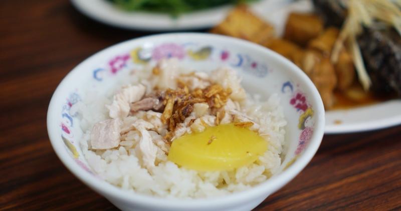 【嘉義】故宮南院美食:北港伯火雞肉飯香菇肉羹30年的老味道